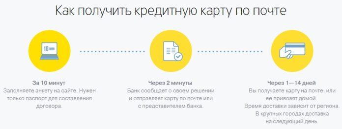 подать заявку на кредитную карту тинькофф онлайн заявка за 1 день