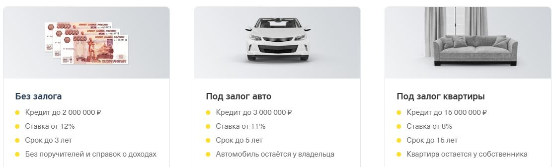 кредит под залог автомобиля отзывы тинькофф